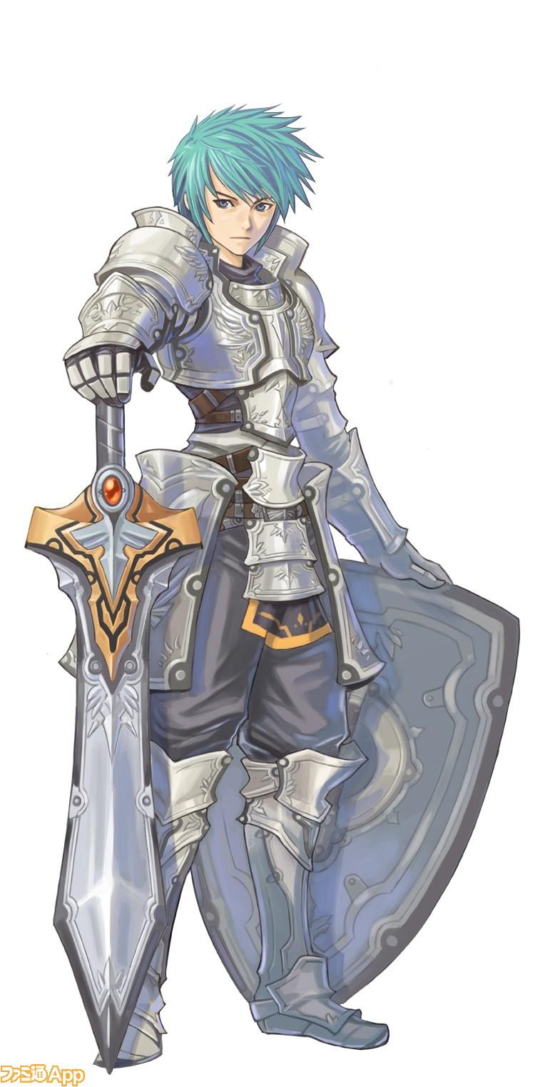 ナイト 使用武器:片手剣/盾 剣と盾を使用する、防御性能が高いクラス。 ... iPhone、A