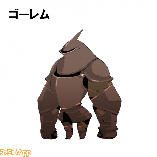 ゴーレム00 ファミ通app