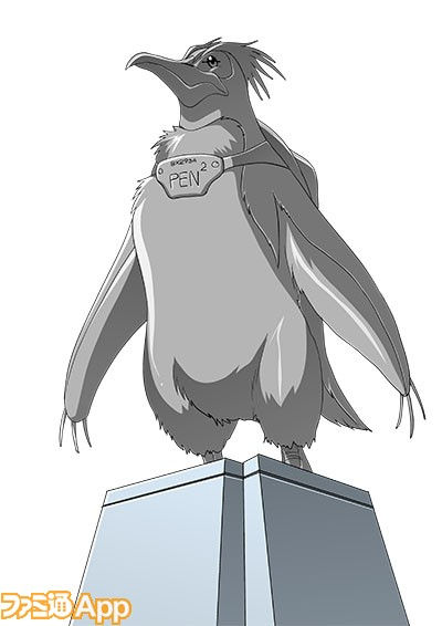 ペンペン銅像_銀