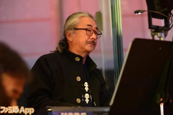 Nobuo Uematsu_(Photo MTV 81  Satomi Yamauchi)