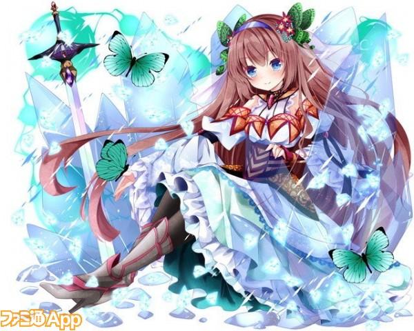 【無邪気姫】純白型パーシヴァル