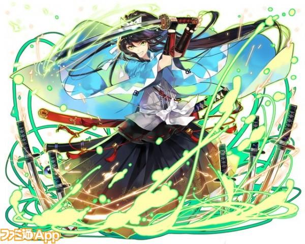 【天賦の剣】特異型沖田総司