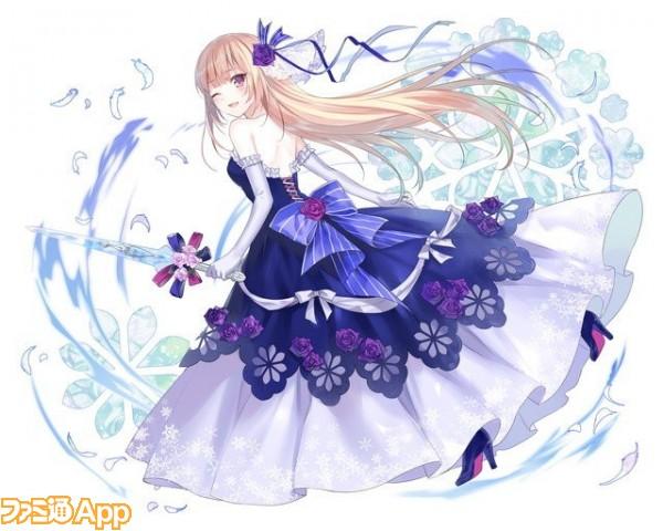 【婚姻稼業】純白型ロウエナ