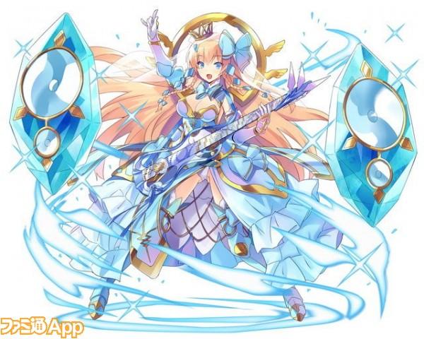 【愛歌の女神】純白型歌姫アーサー