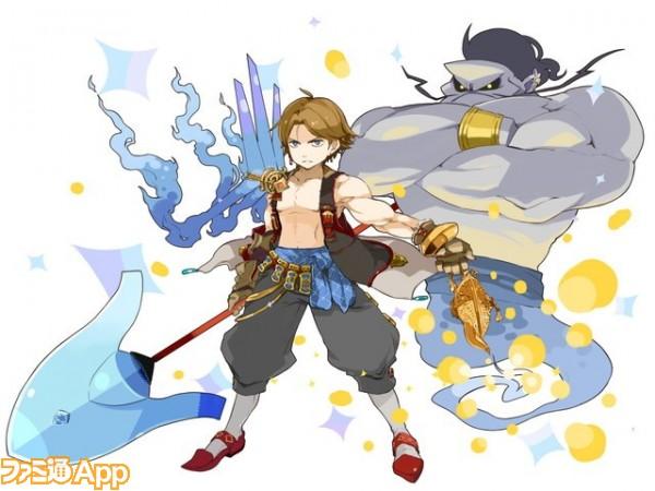【巨神の討伐者】童話型ゲオルギウス