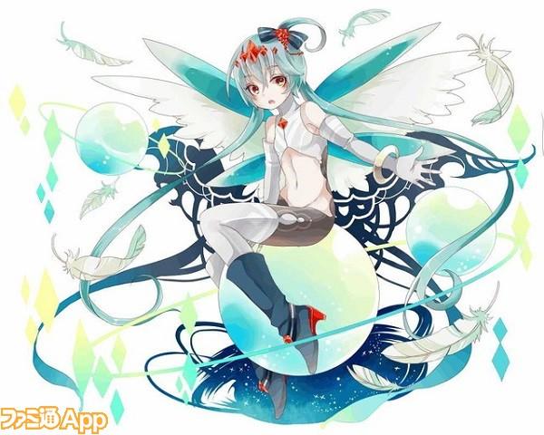 【真空の妖精】リューリュ