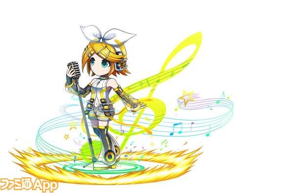 双神舞姫 鏡音リン