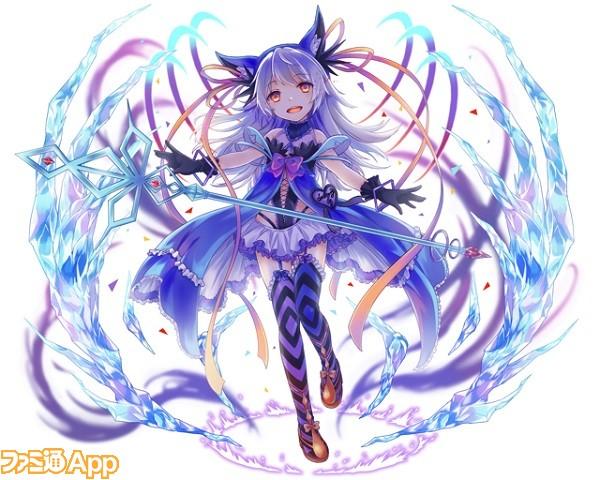 【黒魔術少女】闇堕型クラッキー