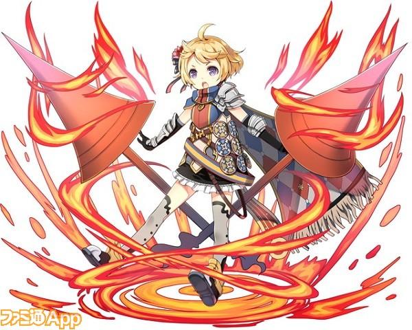 【幼き槍騎士】逆行型ガレス