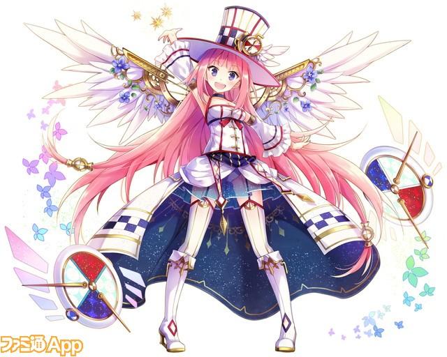 【来世の女神】神話型スクルド