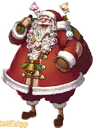 サンタクロース のコピー