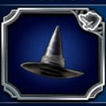 魔術師の帽子