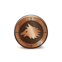 10狼のメダル