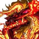ソロモンの魔獣・ザガム(進化前)