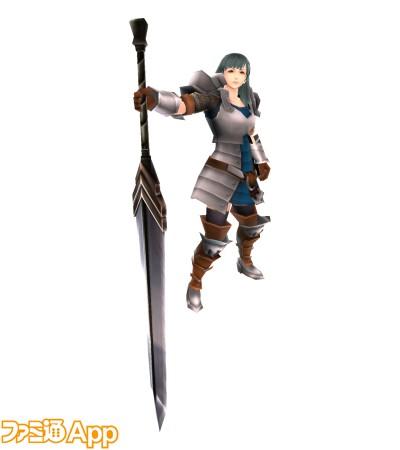 両手剣―GREAT SWORD―