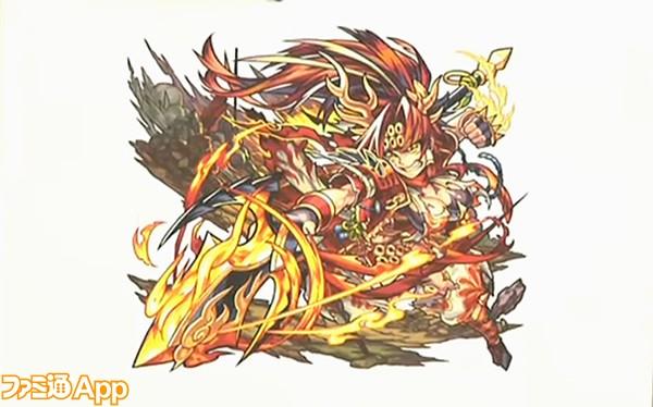 モンスト第5弾の獣神化モンスターは火属性の真田幸村勇ましい姿の