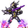 暗黒騎士セシル100