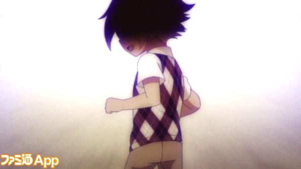 モンストアニメ 少年