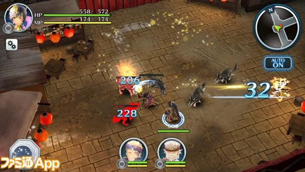 サムライライジング_ゲーム画面 (1)