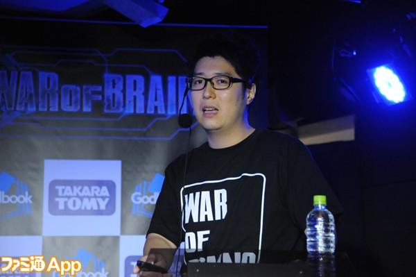 WAR OF BRAINS_石井ディレクター