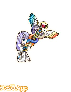 イリスちびキャラ+武器