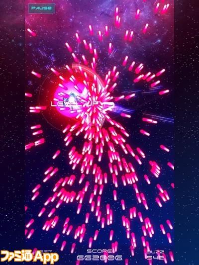 サイヴァリア・リアセンブゲーム画面