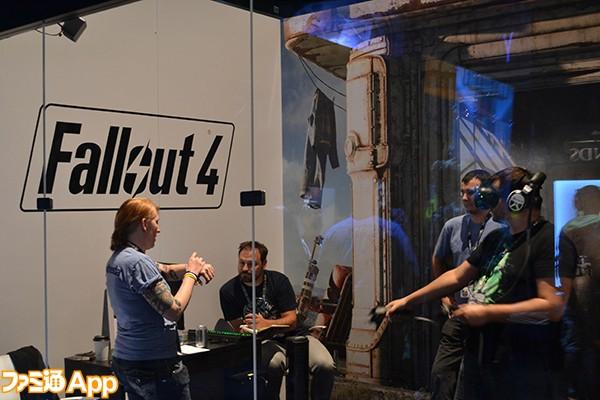E3ベセスダ_Fallout4