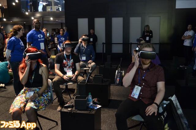oculusブース1