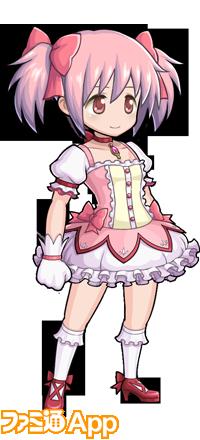 魔法少女まどか☆マギカコラボ_魔法少女装束【まどか】