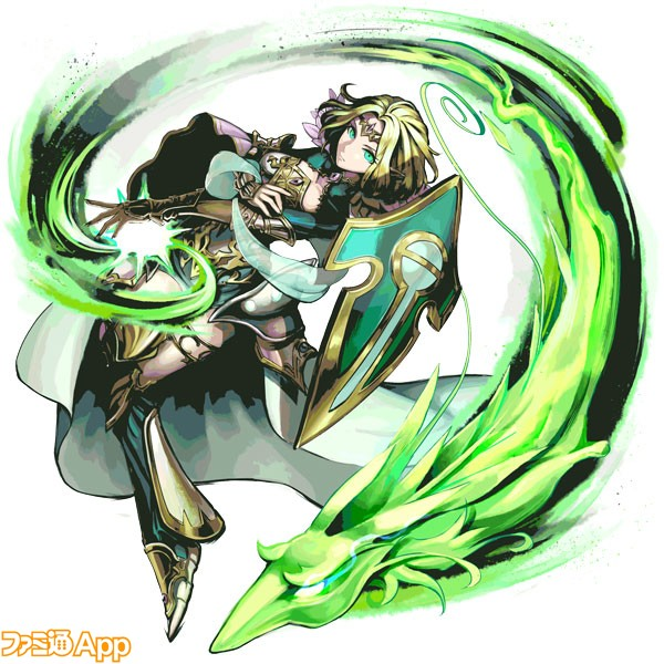 ヴァルハイトライジング_女神