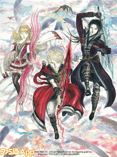 Final Fantasy Brave Exvius_illustration