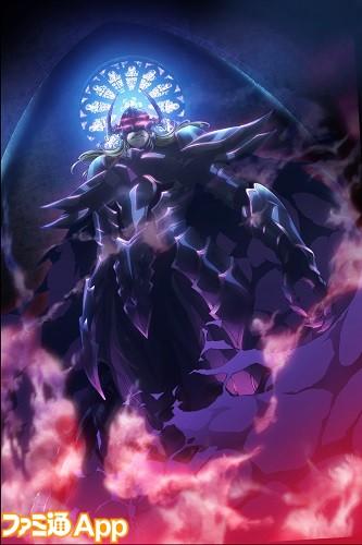 チェンクロ_アニメ黒騎士