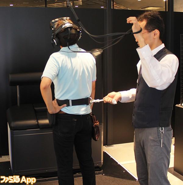 """ガンダム VR""""ダイバ強襲""""010"""