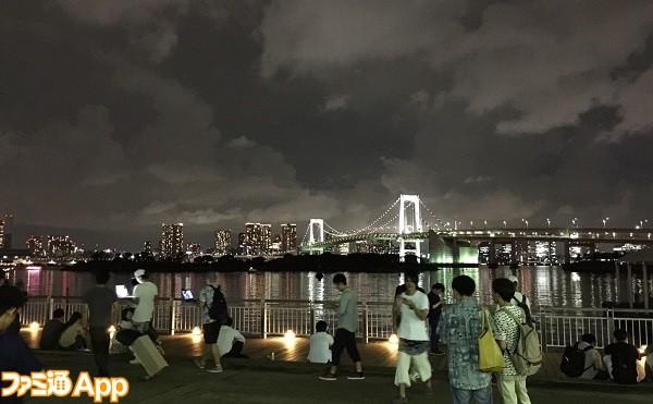 ポケモンGO_お台場海浜公園 (2)