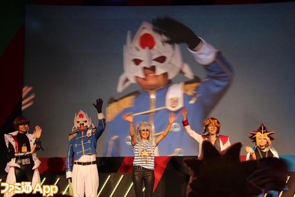 東京ゲームショウ TGS 2016 遊戯王 デュエルリンクス はじめしゃちょー