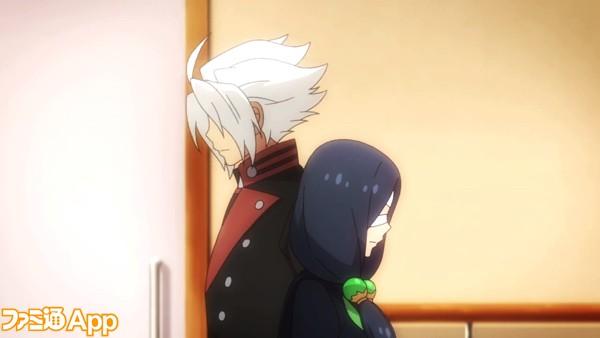 モンストアニメ_謎の少女
