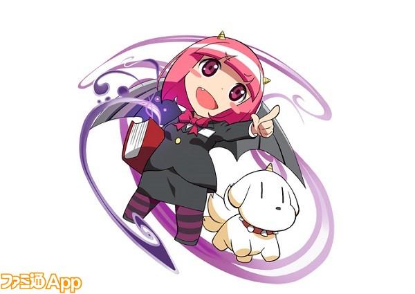 ノンブルちゃん&ケルベロス★3