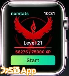 ポケモンGO_Apple