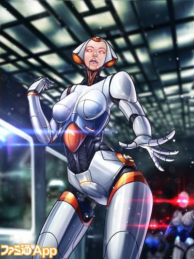猿田博士のコンパニオンロボット
