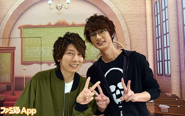 江口さん、羽多野さん写真