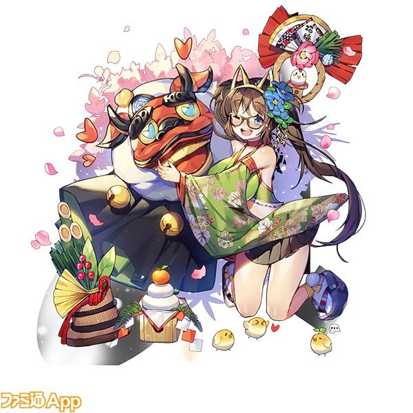【正月Ⅳ】図書姫