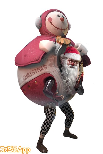 圣诞老人b