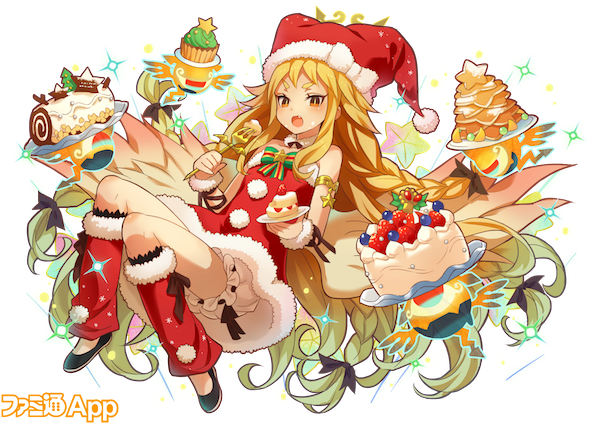 3_クリスマスラミエル_matrix
