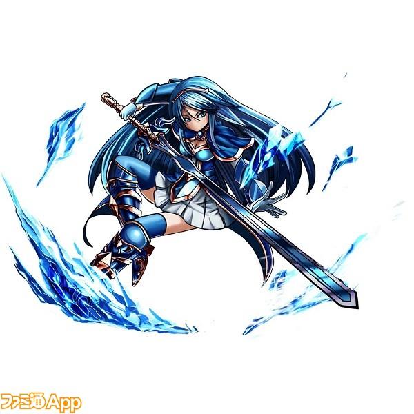 グラサマ_氷剣姫コルセア