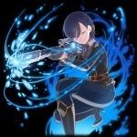 【水銃士】カトレア