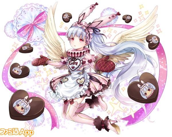 【チョコ職人】華恋型ウアサハ