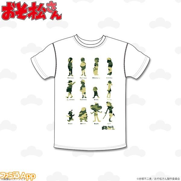 おそ松さん_Tシャツ3
