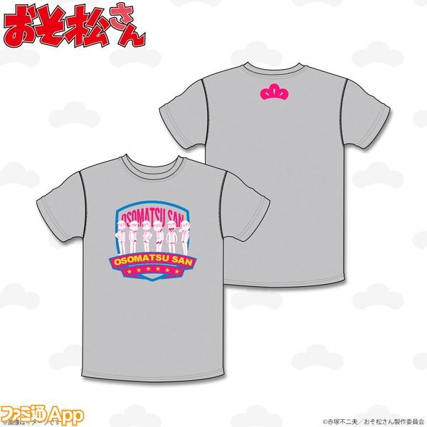 おそ松さん_Tシャツ2