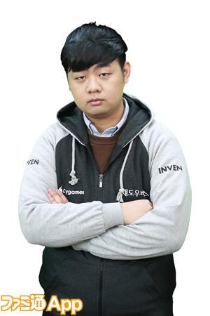 KimyoungDDI選手