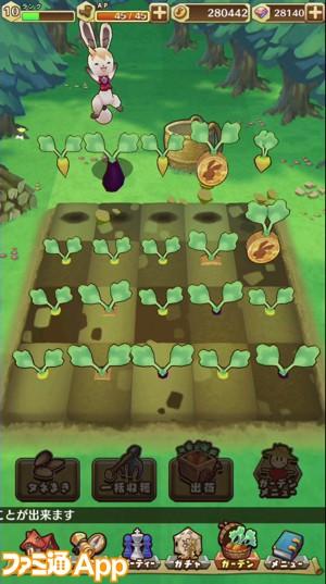 22_ガーデン収穫